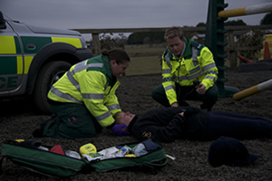 First Aid at Event